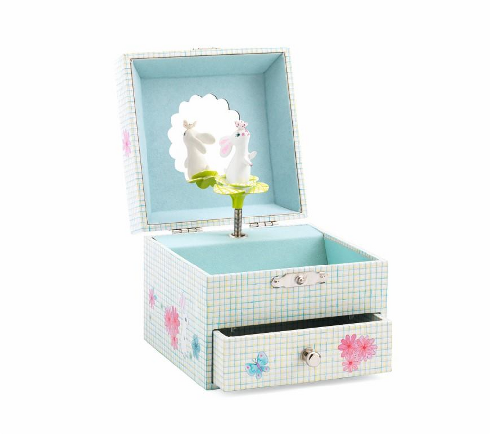 Musical Jewellery Box - Sweet Rabbit's Song