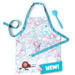 Kids Apron & Spatula Set
