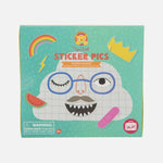 Sticker Pics - Funny Faces