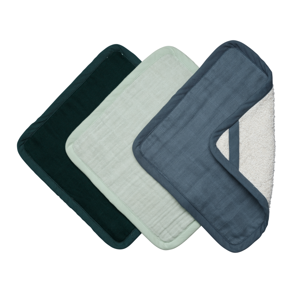 Wash Cloths | Coastline - 3pk