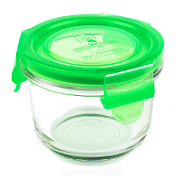 Wean Bowl | 160ml - Pea