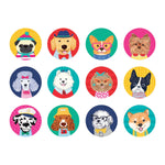 Mini Memory Match Game - Dog Portraits