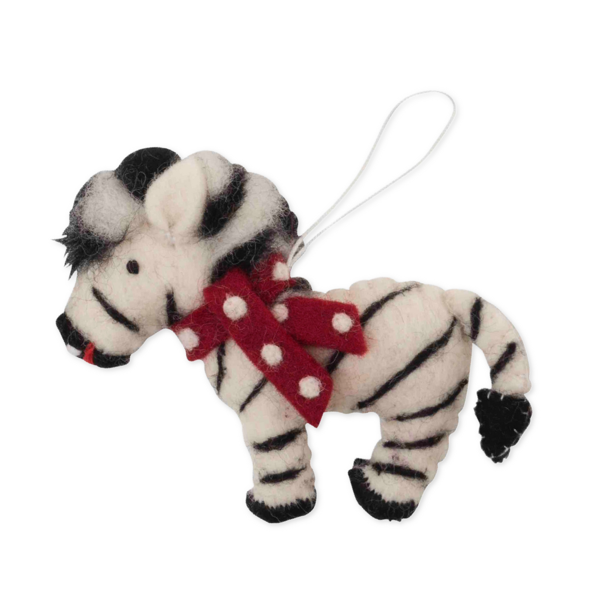 Hanging Decoration | Zebra