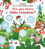 Are you there little reindeer?