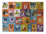 Early Learning Floor Puzzle - Animals ABC