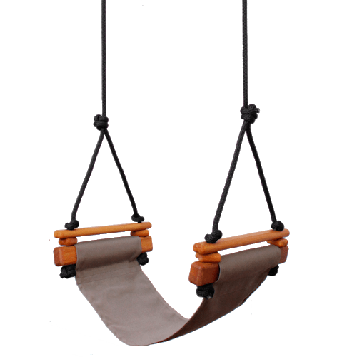 Child Swing | Classic Taupe