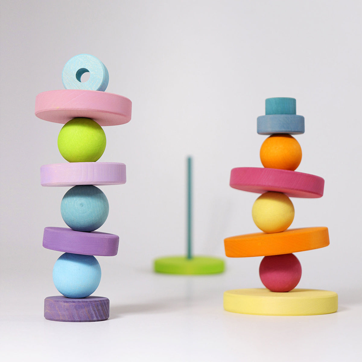 Conical Tower | Large - Rainbow *PRE-ORDER - JAN DELIVERY*