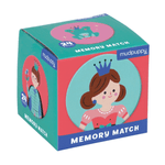 Mini Memory Match Game - Enchanting Princess