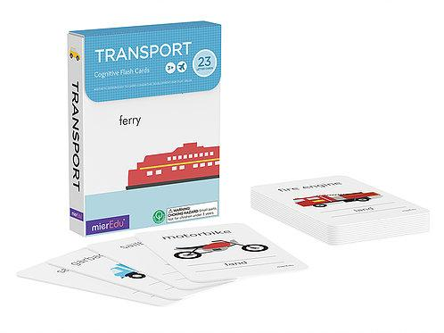 Cognitive Flash Cards - Transport