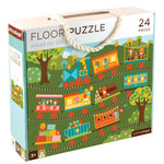Floor Puzzle - Count On The Train