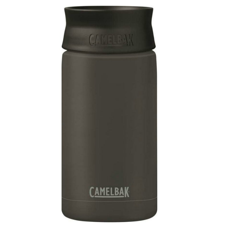 Hot Cap | Stainless Steel Insulated Travel Cup - 400ml Black