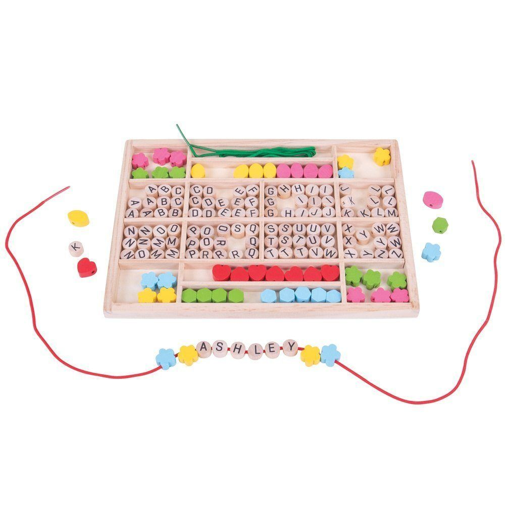 Bead Tray - Alphabet