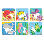 Match Up Puzzles - Ocean Babies