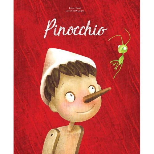Pinocchio - w/ Die Cut Pages