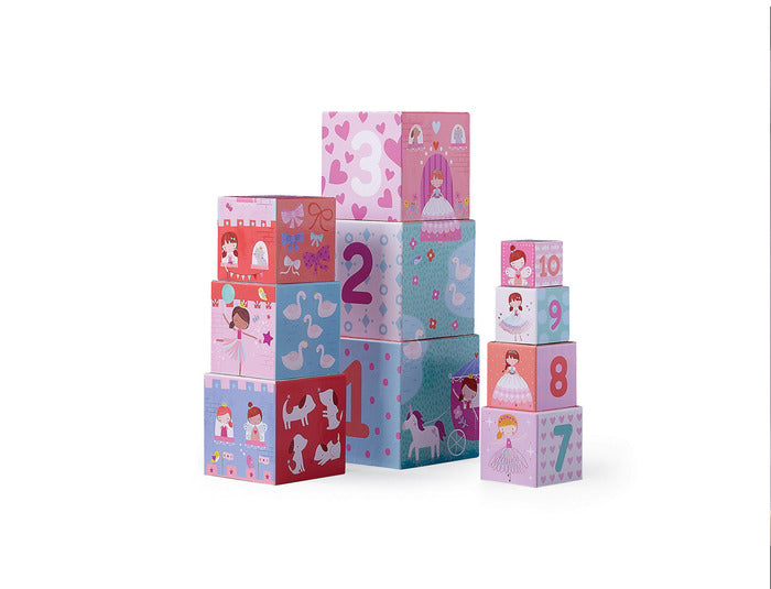 Nesting Blocks - Sweet Dreams 123