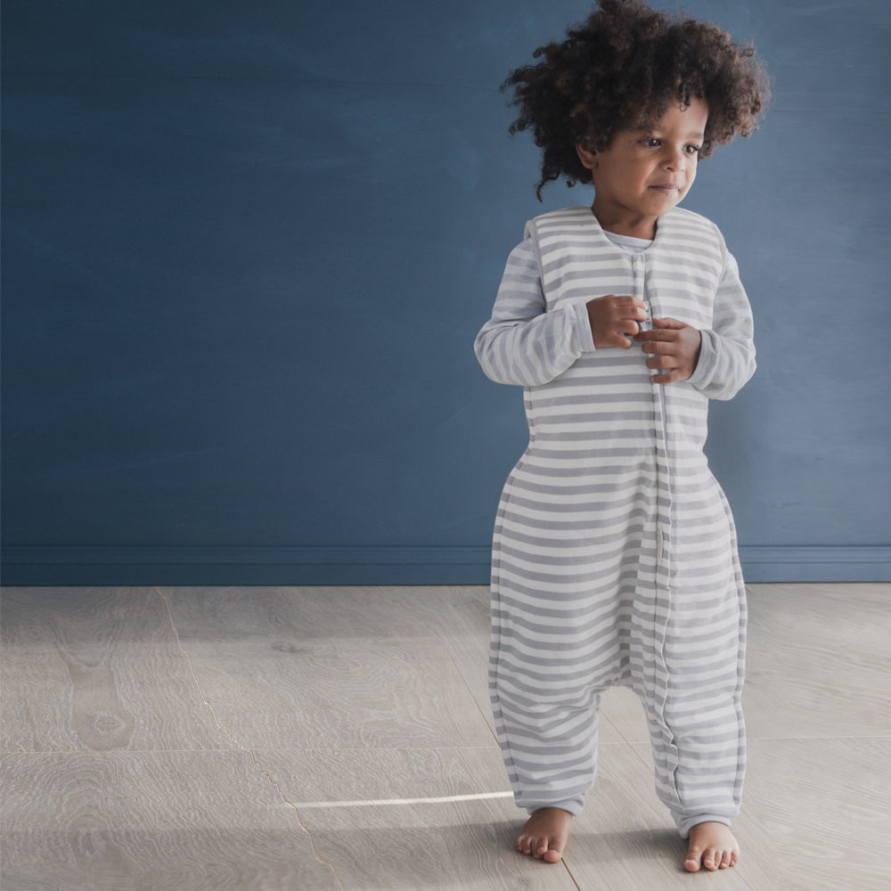 3 Seasons Sleeping Suit | Pebble