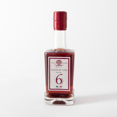 AGED RED WINE VINEGAR 6 YEARS - ACETO DI VINO ROSSO