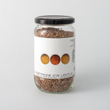 PARTRIDGE EYE LENTILS