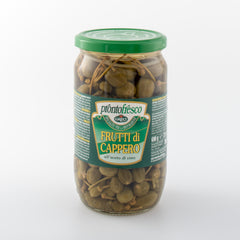 CAPER BERRIES IN VINEGAR