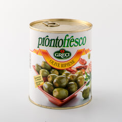STUFFED GREEN OLIVES WITH TUNA IN OIL