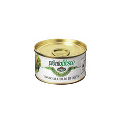 TUNA YELLOWFIN IN OLIVE OIL 80 g