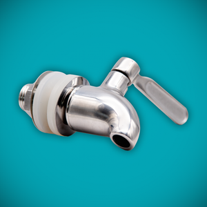 Stainless steel tap