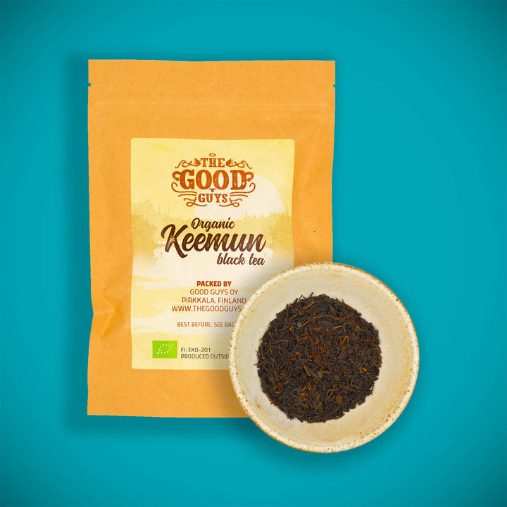 Keemun - black tea, organic