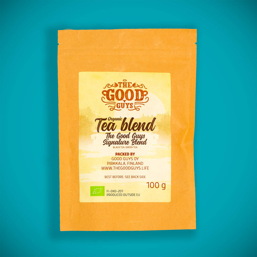 The Good Guys Signature Blend - Teesekoitus, luomu