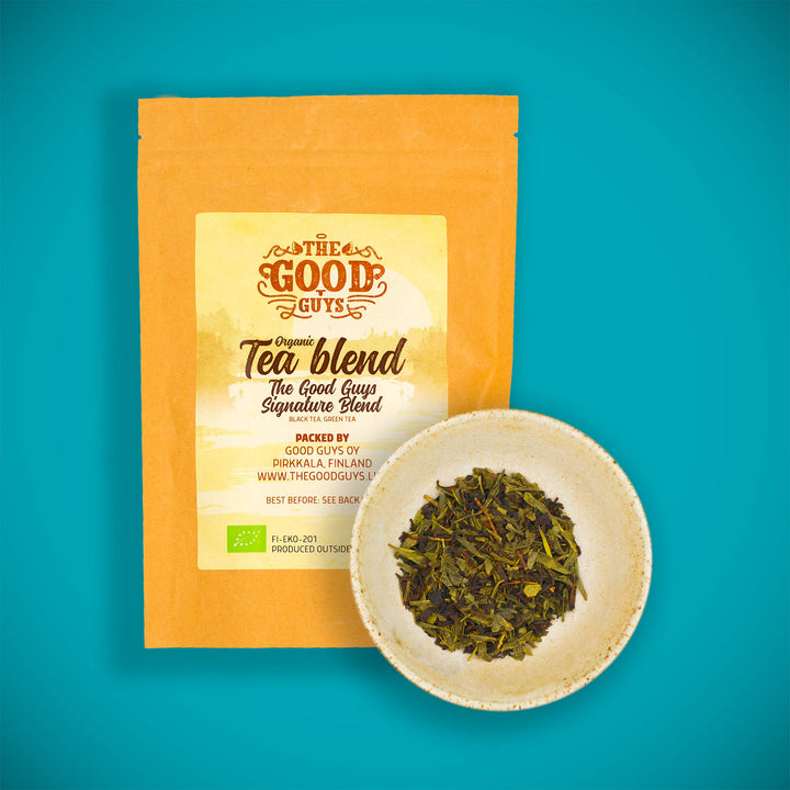 The Good Guys Signature Blend - Tea blend, organic