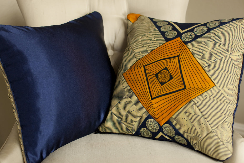 Zodora Ankara Pillows