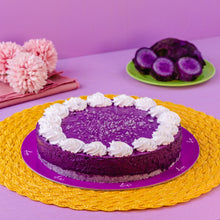 Load image into Gallery viewer, Ube Cheesecake