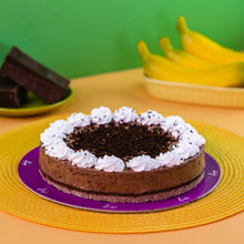 Load image into Gallery viewer, Choco Banana Cheesecake
