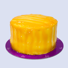 Load image into Gallery viewer, Mini Mango Cream Cake.png
