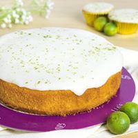 Load image into Gallery viewer, Calamansi Tea Cake