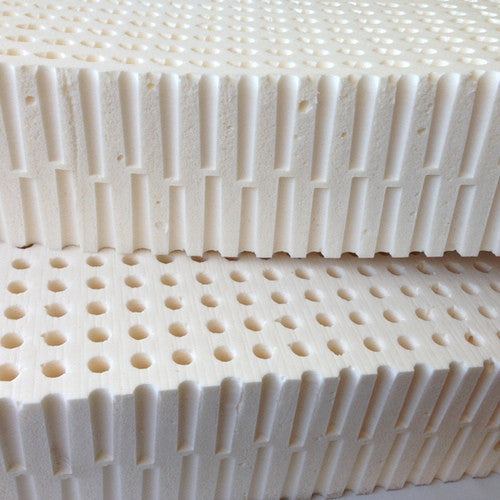 Dunlop Vs. Talalay Latex Foam