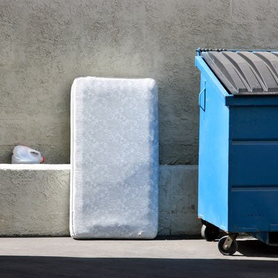 100 Places to Recycle Your Old Mattress | SleepOnLatex com