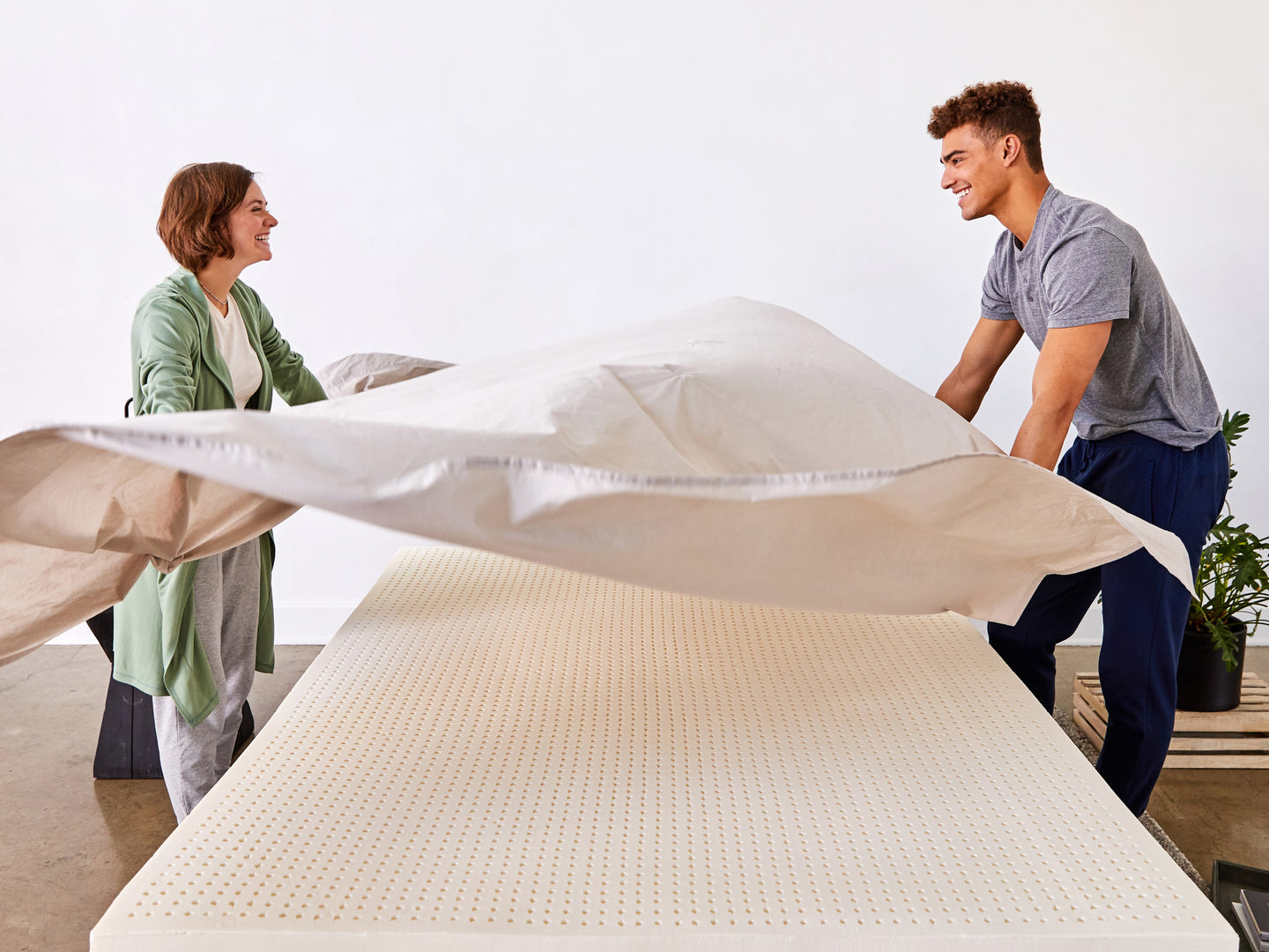 5 Reasons To Choose A Latex Mattress Topper