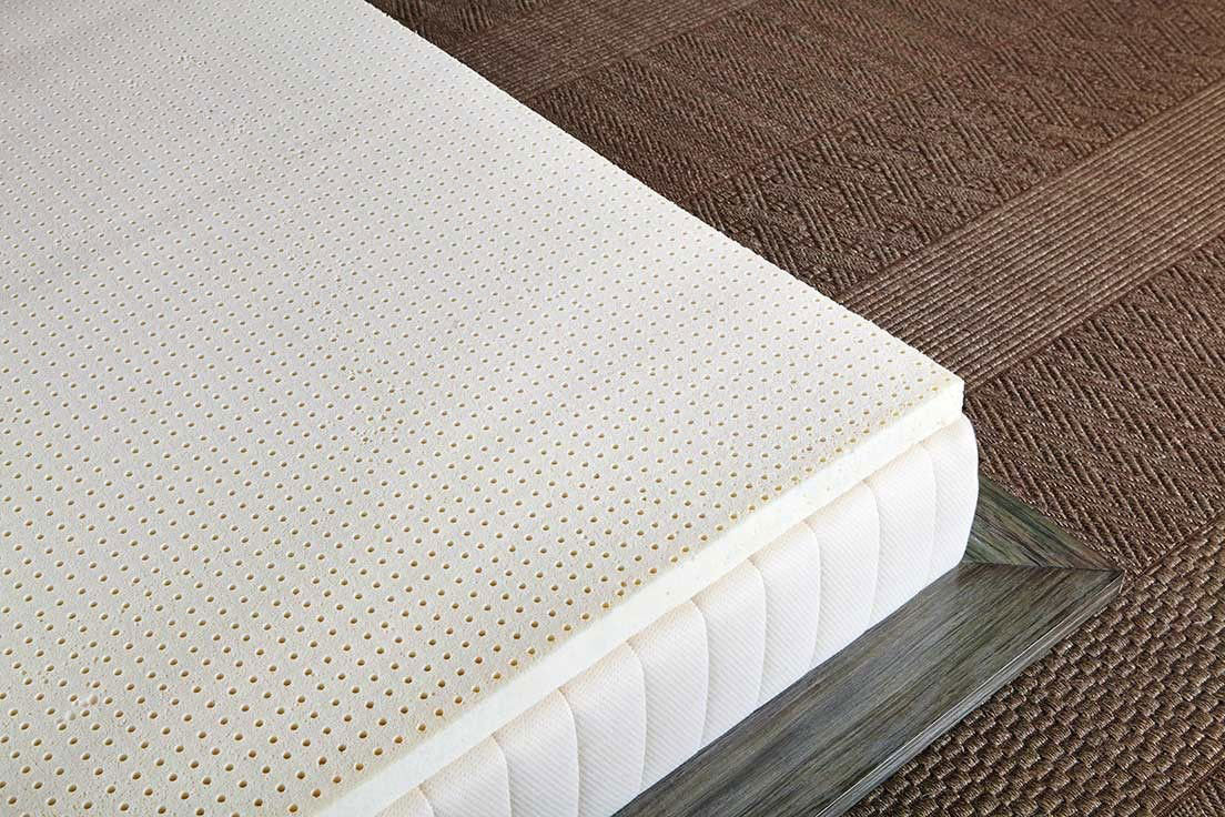natural latex mattress topper Pure Green™ Natural Latex Mattress Topper | SleepOnLatex.com natural latex mattress topper