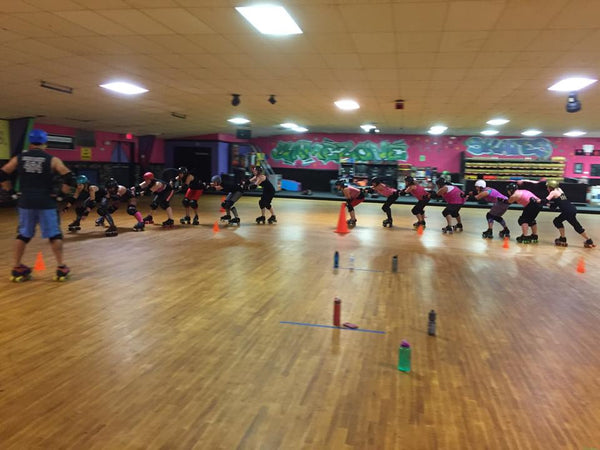 Women's Beginner Roller Fit