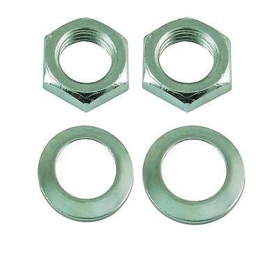 Rollerskate Hex Nut and Washer