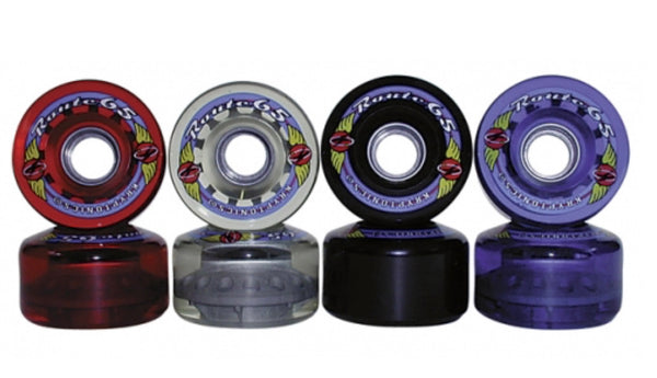 Sure grip outdoor wheels