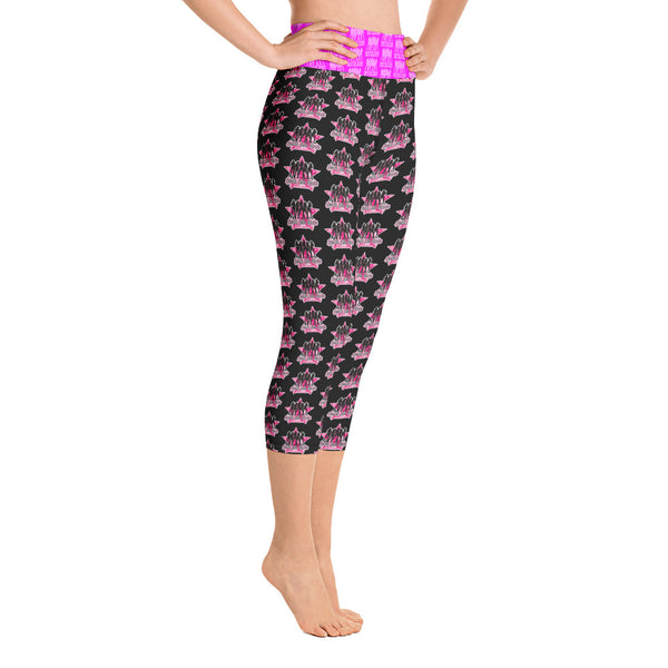 Derby Capri Leggings