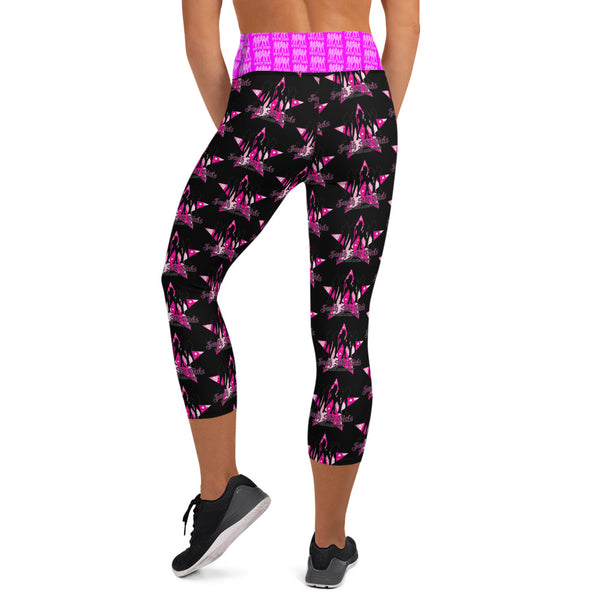 South Side Capri Leggings