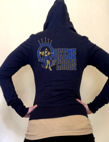 Queens Limited Edition Fitted Light Weight Hoodie