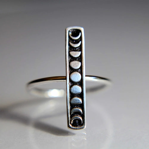 Moon Lover Ring