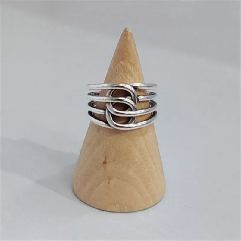 Spectrum Ring- 925 Silver