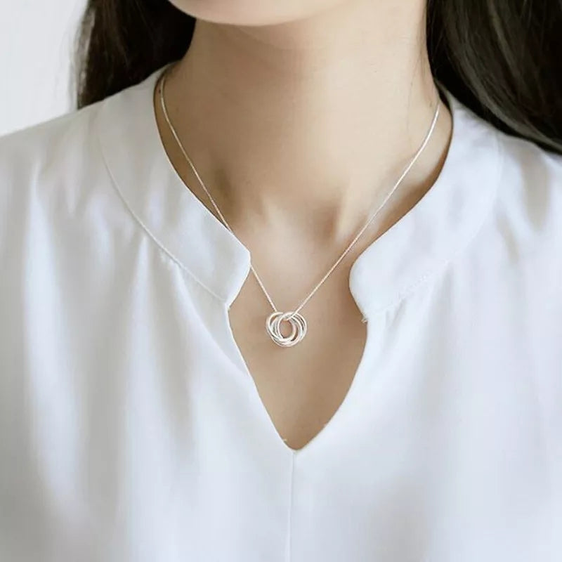Orion Necklace- 925 Silver