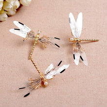 Load image into Gallery viewer, Dragonfly Hair Barrette