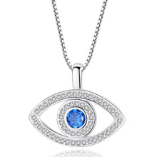 Load image into Gallery viewer, Pristine Eye Necklace