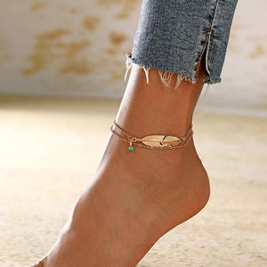 Magic Feather Anklet